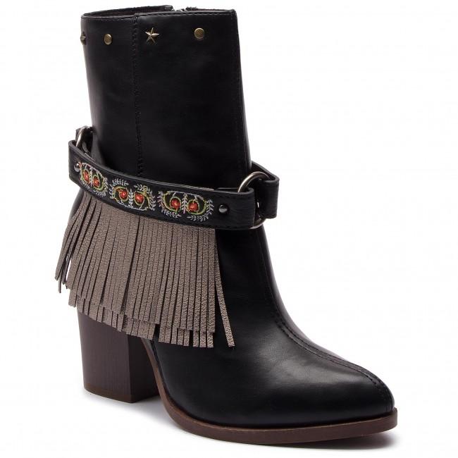 Desigual Chaussures Folk Bottes Manouche 18wstp06 Wnqa6aw1iz 2000 Patch wg16fqvI6