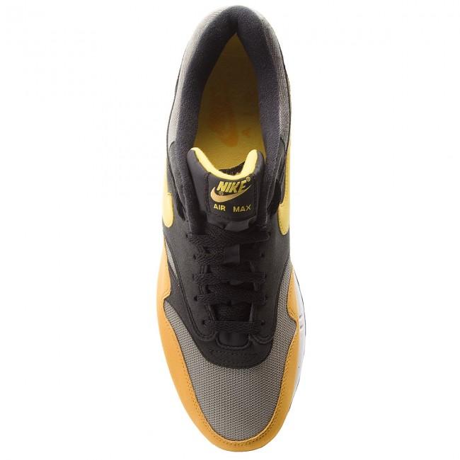 Shoes NIKE - Air Max Max Max 1 AH8145 001 Dark Stucco/Vivid Sulfur-Black - Sneakers - Low shoes - Men's shoes 44d065