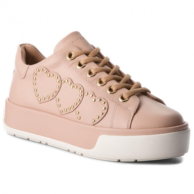 Sneakers TWINSET - Sneaker CA8PAQ  Sneakers Light Pink 02707 - Sneakers  - Low shoes - Women's shoes f27aea