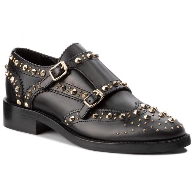 Shoes TWINSET - Scarpa A Uomo Uomo Uomo CA8PEQ Nero 00006 - Flats - Low shoes - Women's shoes ac14b0