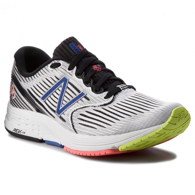 Shoes NEW BALANCE - W890WB6 White White White - Indoor - Running shoes - Sports shoes - Women's shoes b56a11