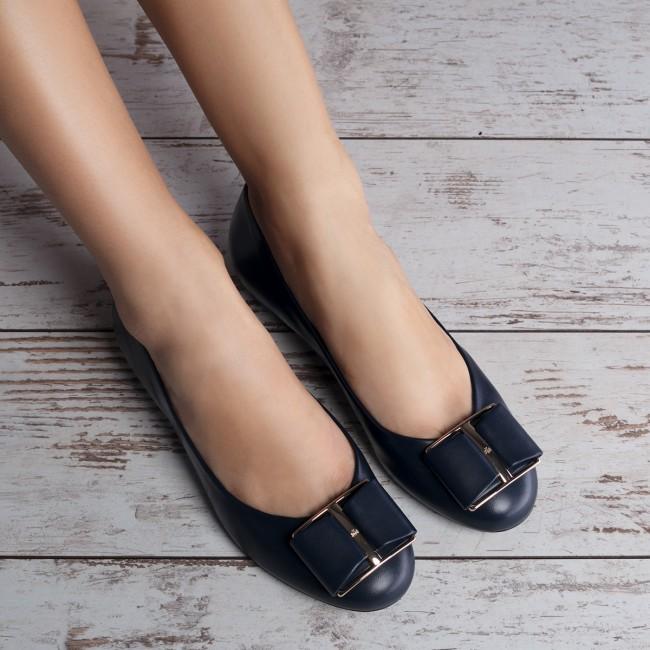 Flats HÖGL - 6-101080 6-101080 6-101080 Darkblue 3500 - Ballerina shoes - Low shoes - Women's shoes 7c8b6c