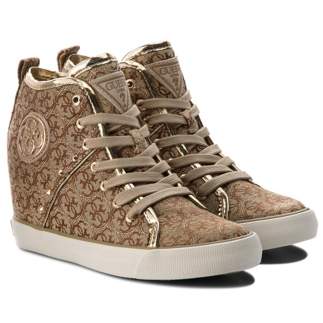 Sneakers GUESS - FLJLY3 FAL12 FAL12 FAL12 BEIBR - Sneakers - Low shoes - Women's shoes e6d257