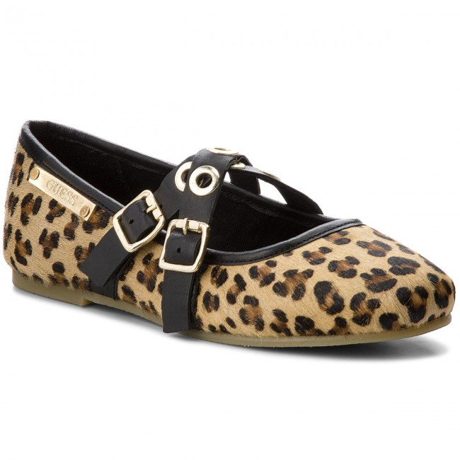 Flats GUESS - FJMEL3 LEP02 LEP02 LEP02 LPD - Ballerina shoes - Low shoes - Women's shoes f9ee78