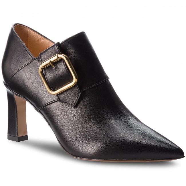 Shoes BALDOWSKI - W00511-7633-003 - Skóra Czarna - Heels - W00511-7633-003 Low shoes - Women's shoes 5f0637