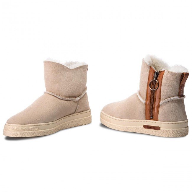 Shoes GANT - Maria 17543824  Dry - Sand G22 - Boots - Dry High boots and others - Women's shoes ead550