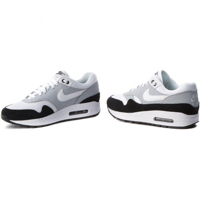 Shoes NIKE - Air Max Max Max 1 AH8145 003 Wolf Grey/White/Black - Sneakers - Low shoes - Men's shoes 8e37ed