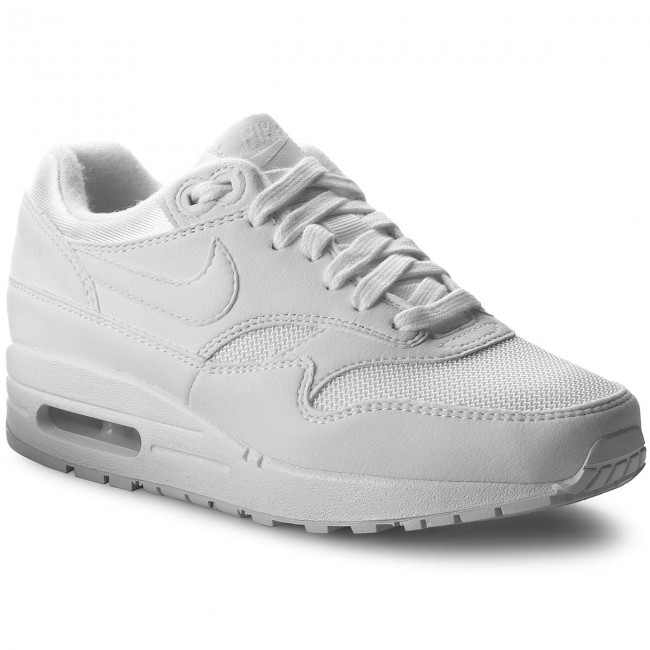 Shoes NIKE - Air White/White/Pure Max 1 319986 108 White/White/Pure Air Platinum - Sneakers - Low shoes - Women's shoes 01716f