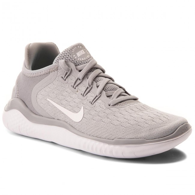 Shoes 2018 NIKE - Free Rn 2018 Shoes 942837 003 Wolf Grey/White/White/Volt - Indoor - Running shoes - Sports shoes - Women's shoes 715bb3