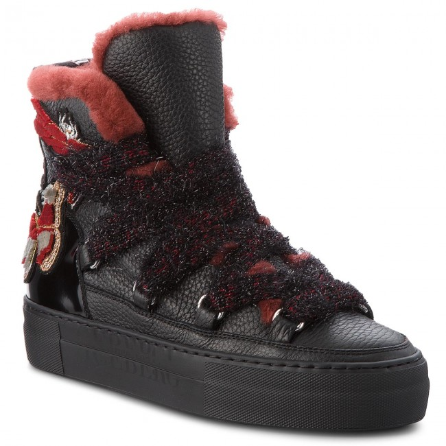Sneakers ICEBERG - Gioia 18IID1384A Nero shoes - Sneakers - Low shoes Nero - Women's shoes 0138bd