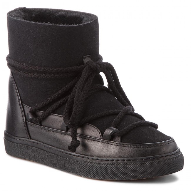 Shoes INUIKII - Sneaker Classic 70202-5 Black - Winter boots others - High boots and others boots - Women's shoes 834498