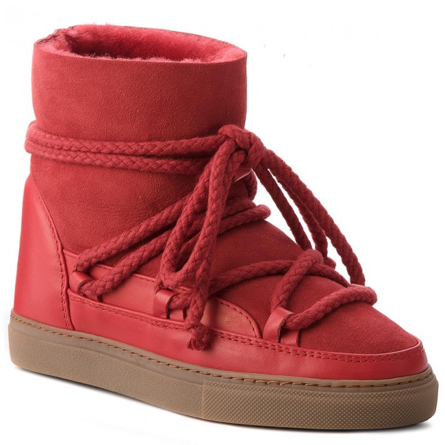Shoes INUIKII - Sneaker Classic 70202-5 Red - boots Winter boots - High boots - and others - Women's shoes fd116d