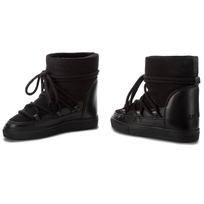 Shoes INUIKII - Sneaker Classic 70203 70203 70203 -5 Black - Winter boots - High boots and others - Women's shoes de0191
