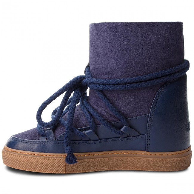 Shoes INUIKII - Sneaker Classic 70203-5 D'Blue D'Blue D'Blue - Winter boots - High boots and others - Women's shoes e50c95