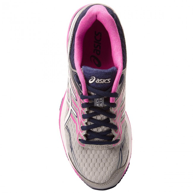 Shoes ASICS ASICS ASICS - GT-2000 5 T757N Midgrey/White/Pink Glow 9601 - Indoor - Running shoes - Sports shoes - Women's shoes ed686e