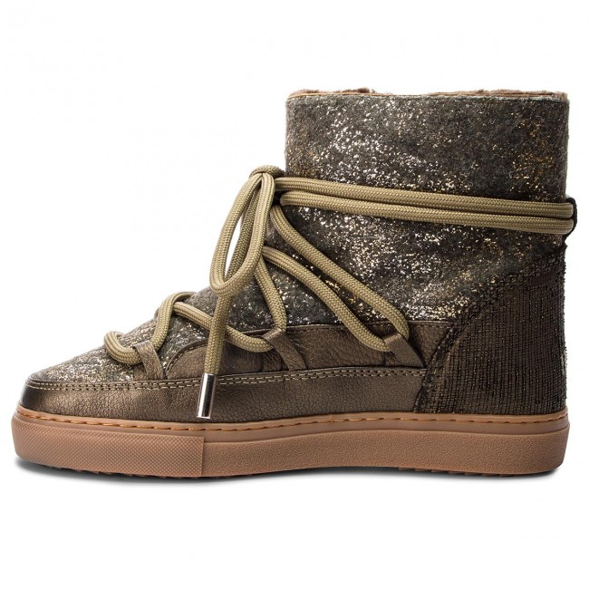 Shoes INUIKII - Sneaker 70202-24 Burret Olive - - - Winter boots - High boots and others - Women's shoes 3f04b5