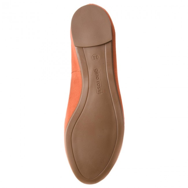 Flats GINO ROSSI - Rosa DAG976-279-4900-2700-0  22 - - - Ballerina shoes - Low shoes - Women's shoes bf4c19