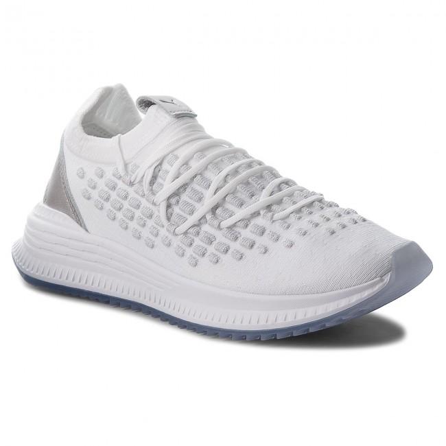 Shoes PUMA - Avid Fusefit 367242 02 Puma - White/Silver/Puma White - Sneakers - Puma Low shoes - Women's shoes 05c620