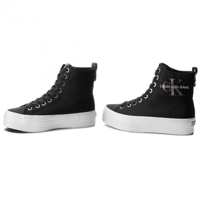 Tendance: - calvin klein jeans - Tendance: baskets zazah re9794 Noir  - tennis - bas chaussures chaussures - femmes c4868f