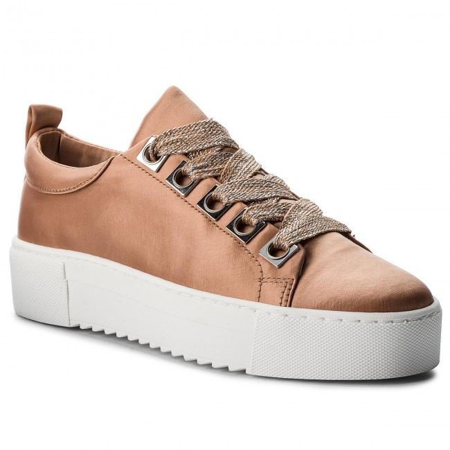 Sneakers BRONX - 66121-A New Nude 2208 - Sneakers - shoes Low shoes - Women's shoes - 605965
