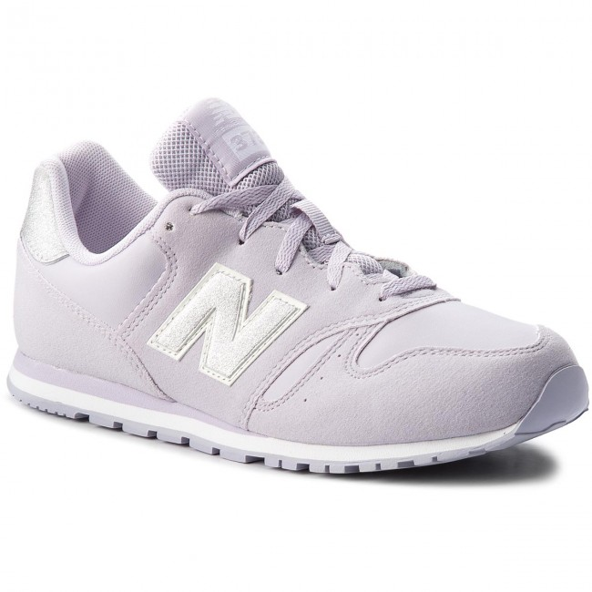 Sneakers NEW BALANCE - KJ373GIY Purple - Sneakers - shoes Low shoes - Women's shoes - f8555c