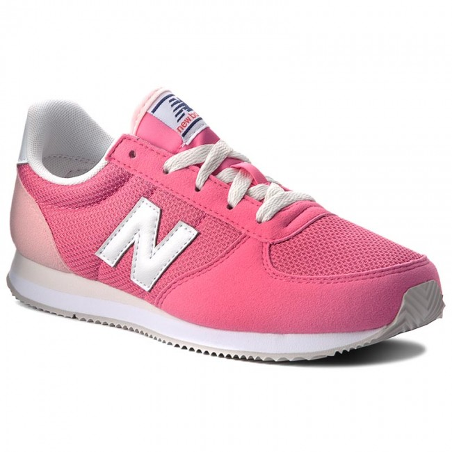 Sneakers NEW BALANCE - KL220BEY Pink shoes - Sneakers - Low shoes Pink - Women's shoes 4577a8