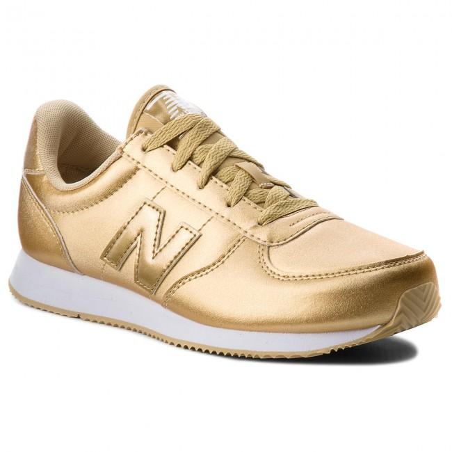 Sneakers NEW BALANCE - KL220GUY Gold - Sneakers Women's - Low shoes - Women's Sneakers shoes da9620