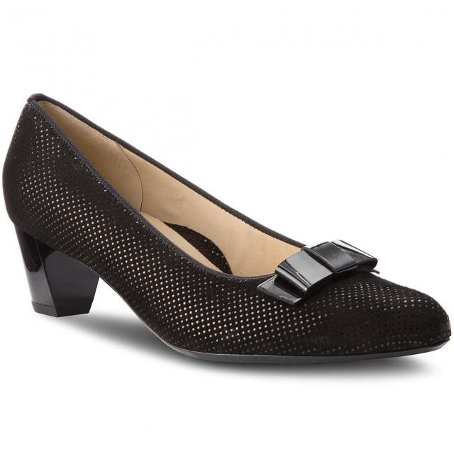 Shoes ARA shoes - 12-41473-01 Schwarz - Heels - Low shoes ARA - Women's shoes 9c54cd