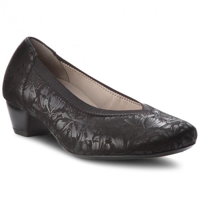 Shoes ARA - 12-42041-12 Low Schwarz - Heels - Low 12-42041-12 shoes - Women's shoes 67c5a7