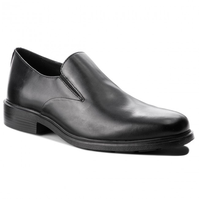 Shoes GEOX - U U - Dublin B U64R2B 00043 C9999 Black - Formal shoes - Low shoes - Men's shoes d8252e