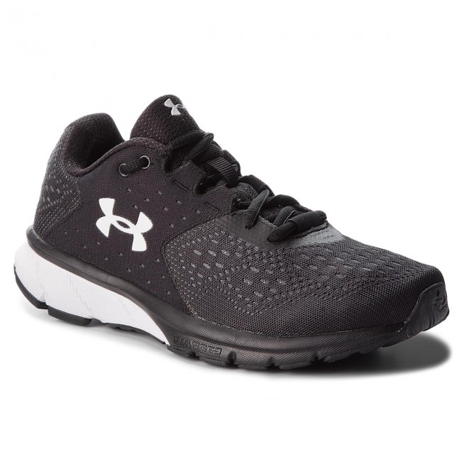 Shoes UNDER ARMOUR - Ua W Charged Rebel 1298670-001 Blk/Rhg/Wht shoes - Indoor - Running shoes Blk/Rhg/Wht - Sports shoes - Women's shoes 3a4edf