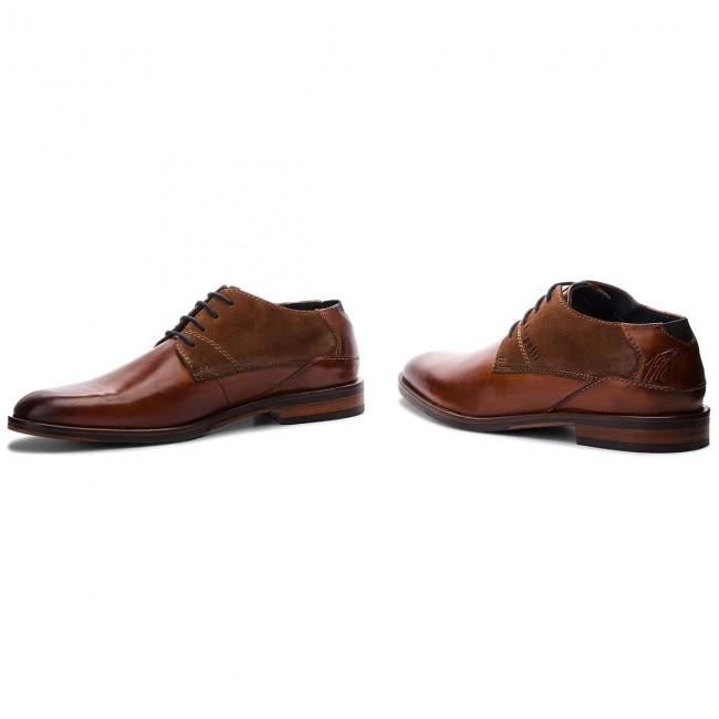 Bon rapport qualité bugatti prix < chaussures bugatti qualité - 311-52807-1134-6363 cognac / cognac - occasionnel - chaussures chaussures basses - hommes 7123ce