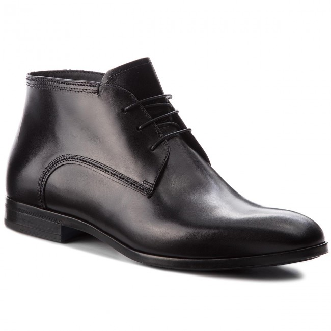 Boots FABI Boots - FU9120A Nero - Boots FABI - High boots and others - Men's shoes 1d3246