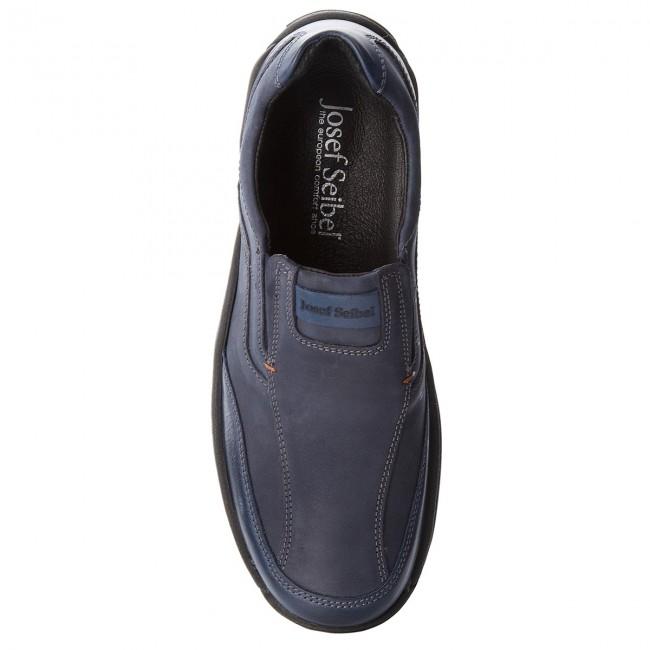 Shoes JOSEF SEIBEL - Nolan 18 17142 17142 17142 138 530 Ocean - Casual - Low shoes - Men's shoes 02d9ad