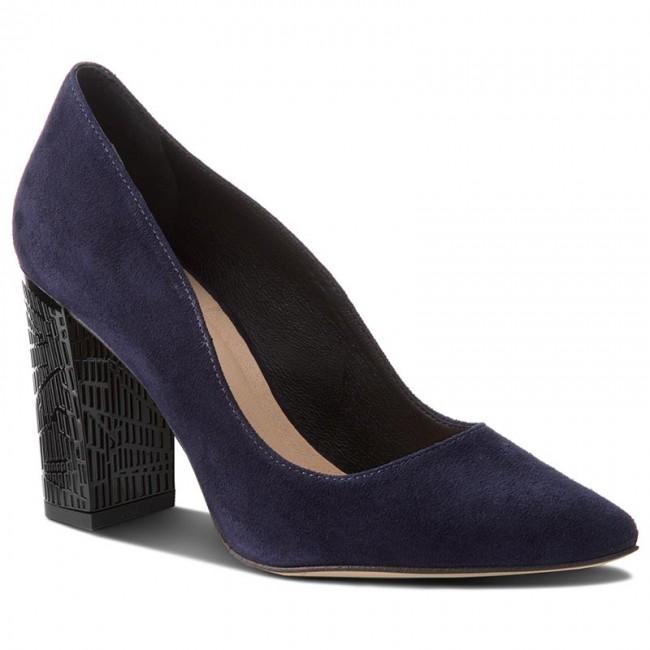 Shoes QUAZI - QZ-04-01-000012 Low 207 - Heels - Low QZ-04-01-000012 shoes - Women's shoes 90e8f0