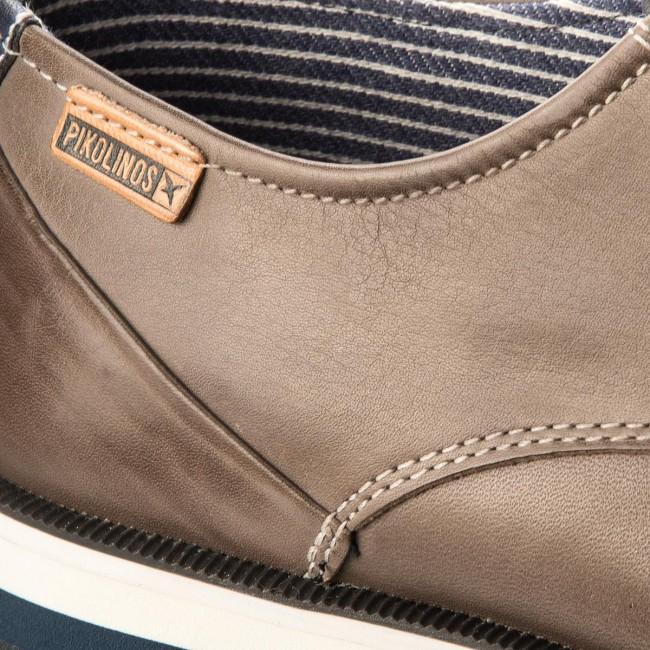 Bon rapport qualité prix < < < chaussures pikolinos - m0k-4204 gris foncé - occasionnel - chaussures chaussures basses - hommes d40932