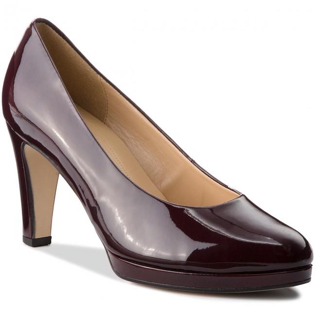 Shoes GABOR Heels - 91.270.71 Merlot - Heels GABOR - Low shoes - Women's shoes 229c32