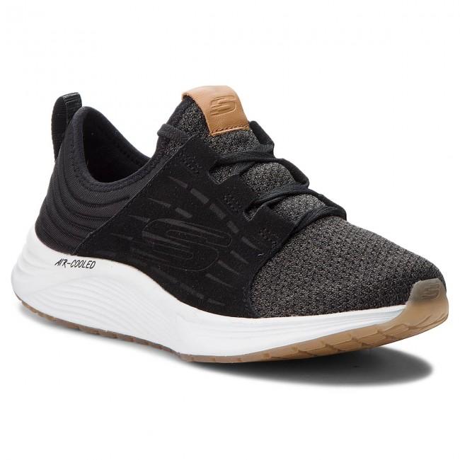 Shoes SKECHERS - - Skyline 13046/BKW Black/White - SKECHERS Fitness - Sports shoes - Women's shoes 29fcc8