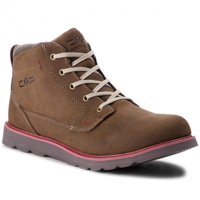 Boots CMP - Hadir Lifestyle Shoe Wp 38Q4537 -  Q925 - Boots - 38Q4537 High boots and others - Men's shoes ca496c