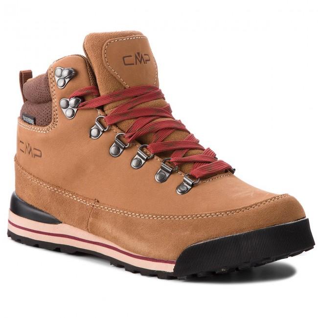 Trekker Boots CMP - Heka Wmn  Hiking Shoes Wp 3Q49556  Wmn Crusca P722 - Trekker boots - High boots and others - Women's shoes 801b3d