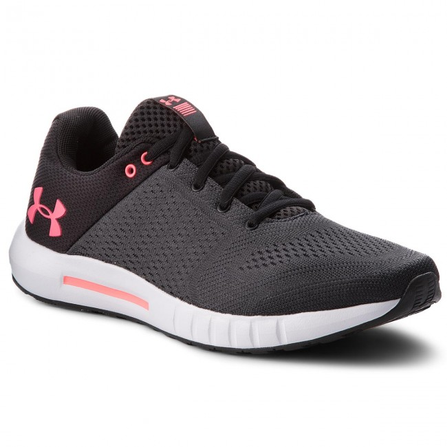 Gentleman/Lady:Shoes UNDER ARMOUR - Ua Blk Micro G Pursuit 3000101-001 Blk Ua - Indoor - Running shoes - Sports shoes - Women's shoes :Quality Assurance ec701f