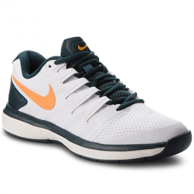 Shoes NIKE - Air Zoom Prestige Cpt AA8026 Fitness 180 White/Oragne Peel - Fitness AA8026 - Sports shoes - Women's shoes f9cb47
