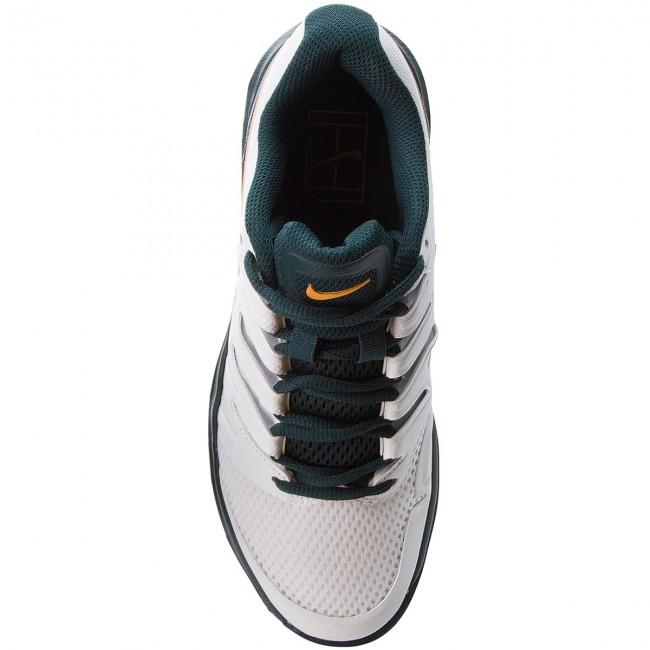 23242a957fecb ... chaussures nike - air zoom prestige cpt aa8026 180 Blanc Blanc 180    oragne peel ...