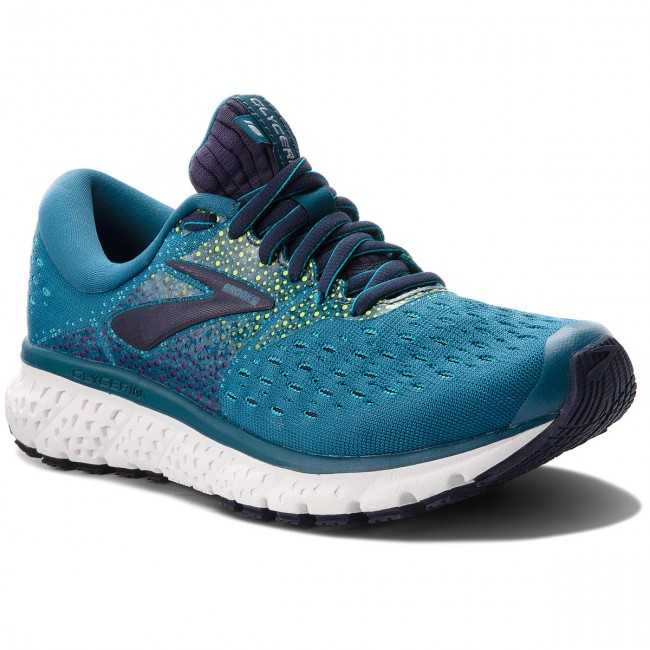 Shoes BROOKS - Glycerin 16 120278 Indoor 1B 448 Blue/Navy/Nightlife - Indoor 120278 - Running shoes - Sports shoes - Women's shoes 0cdeeb