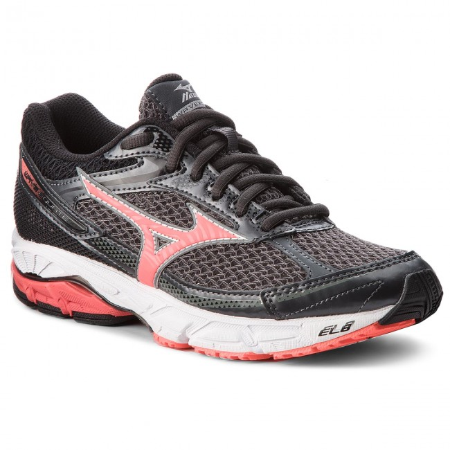 Shoes J1GD174855 MIZUNO - Wave Equate J1GD174855 Shoes  Black - Indoor - Running shoes - Sports shoes - Women's shoes f63c7a