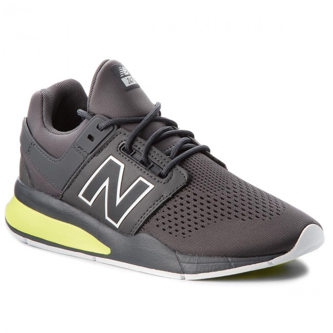 Sneakers NEW BALANCE - KL247TYG Grey - Sneakers - shoes Low shoes - Women's shoes - 399c28
