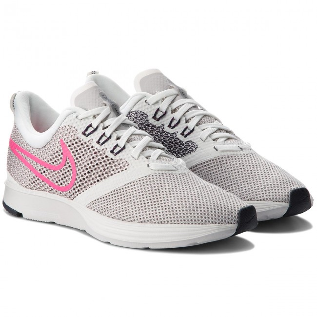 ... Shoes NIKE - Zoom Strike AJ0188 - 101 Summit White Pink Blast - AJ0188  Indoor 6576542d29c