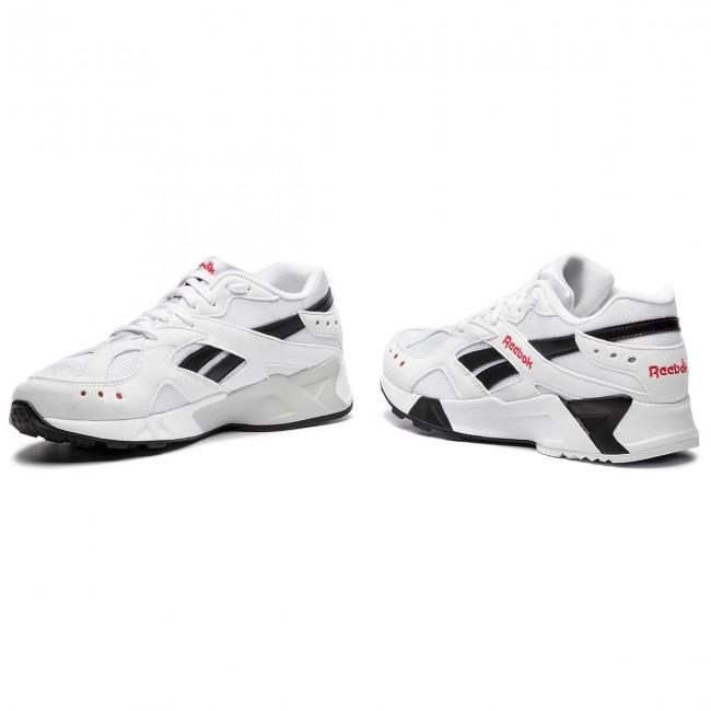 Nouvelles Aztrek Étagères——chaussures Cn7187 Reebok Rouge Blanc wwUqgC6