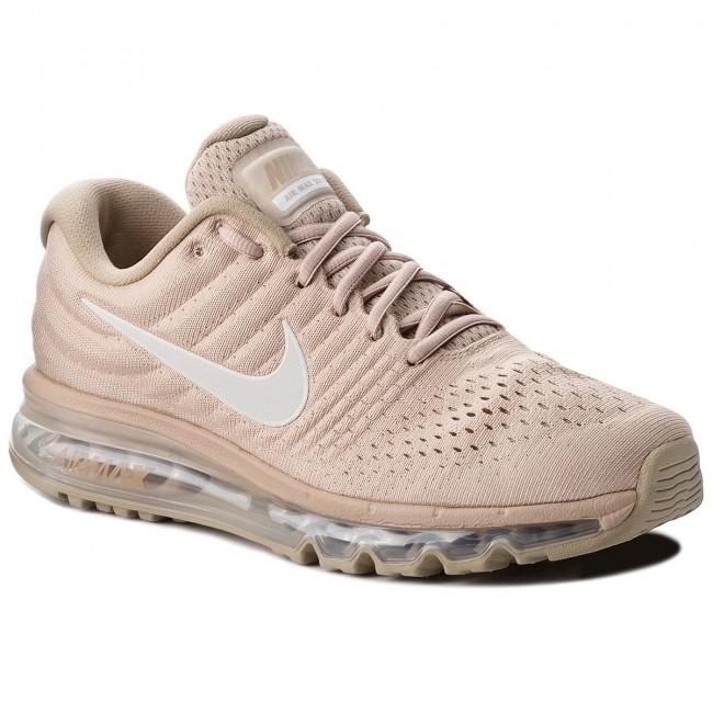 chaussures nike - air max 2017 849559 201 sand   tennis Noir khaki - indoor  - tennis   - chaussures de sport - chaussures pour hommes 22e2d2 eaf18e477e5a