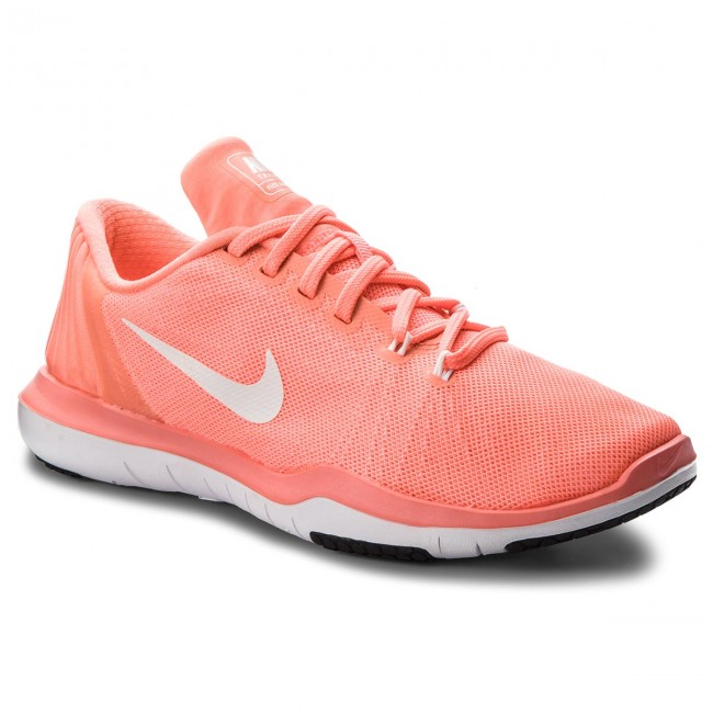 Shoes NIKE - Flex Supreme Tr Glow/White/University 5 852467 600 Lava Glow/White/University Tr Red - Sneakers - Low shoes - Women's shoes 3832d1